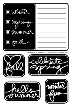 Technique-Tuesday-Seasons-Ali-Edwards-Clear-Stamps-Medium