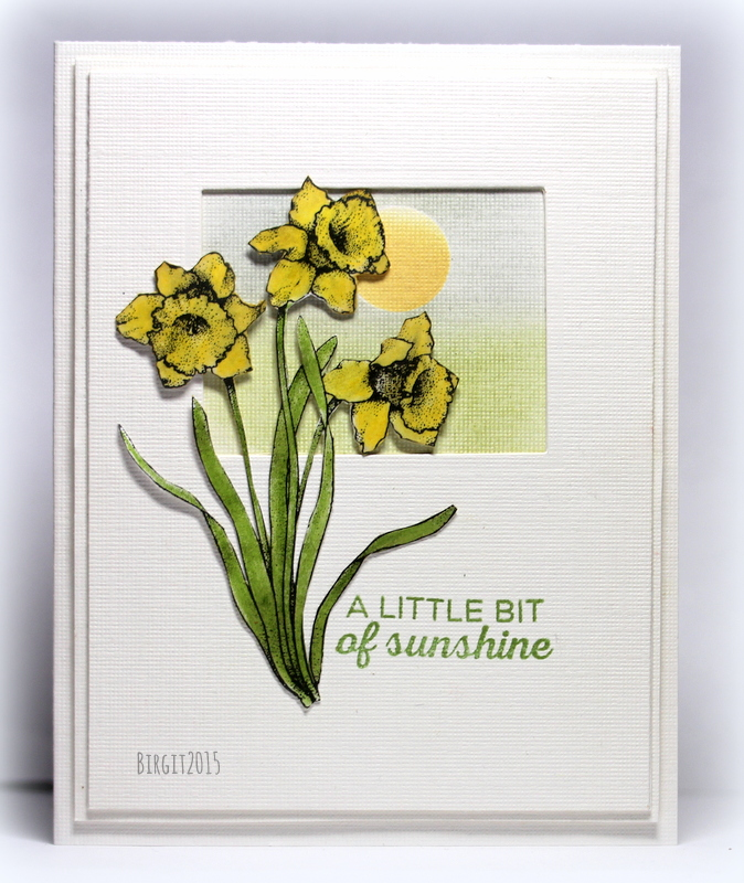 A card by Birgit Edblom