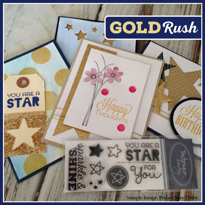 Gold Rush class from TechniqueTuesday.com