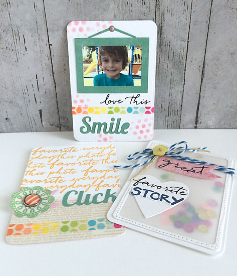 Perfect picture cards by Daniela Dobson
