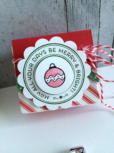 Merry days box  by Daniela Dobson