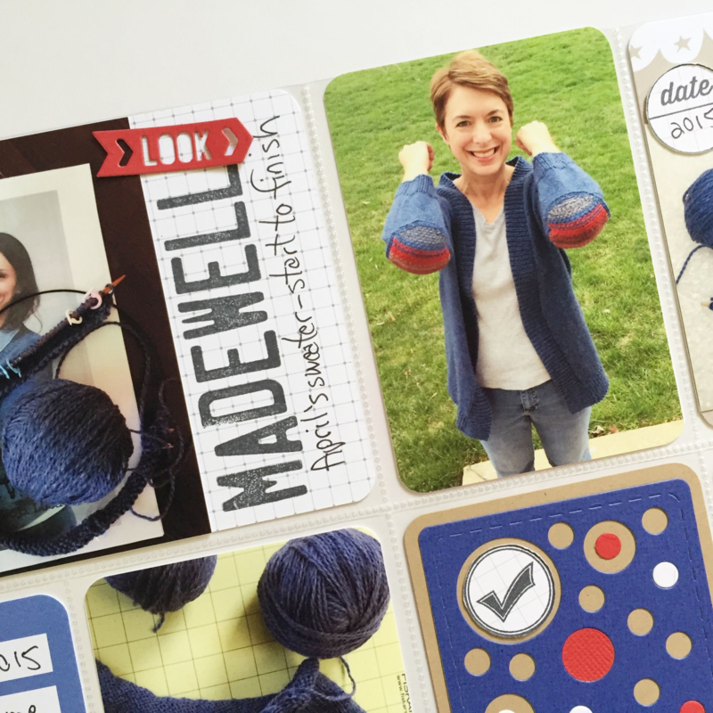 Madewell pocket page by Laura O'Donnell