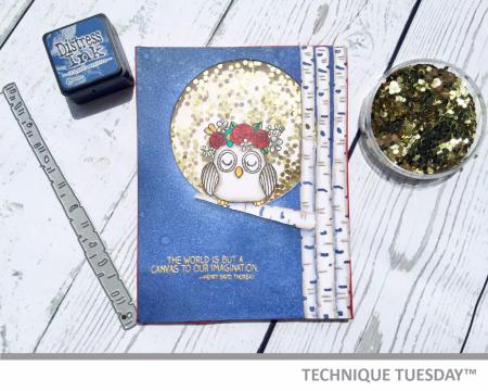 Night-Scene-Owl-Handmade-Card-Jenn-B-Technique-Tuesday