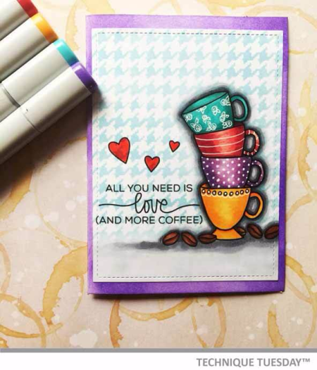 More-Coffee-Cups-Stack-Handmade-Card-Jenn-B-Technique-Tuesday