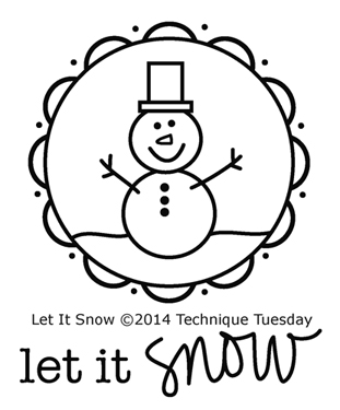 Technique-Tuesday-Let-It-Snow-Clear-Stamps-Medium