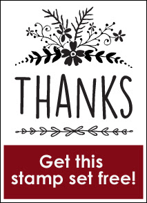 Garden of Thanks stamp set from TechniqueTuesday.com