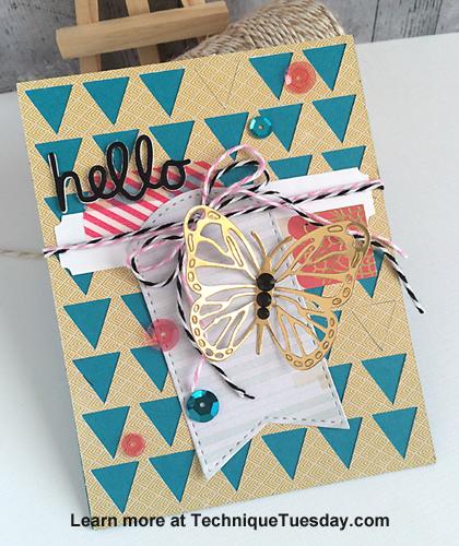 Hello Butterfly by Daniela Dobson