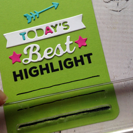 A Story Card Sunday tutorial from Technique Tuesday // TechniqueTuesday.com