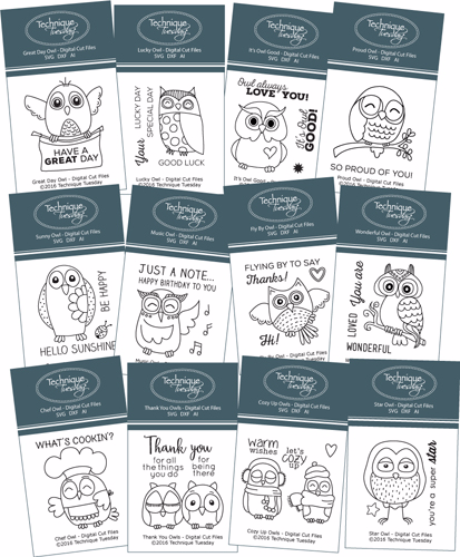 Owl-Bundle-Clear-Stamp-Sets-Technique-Tuesday-Large