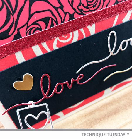 Love-Roses-Handmade-Card-Close-Metallic-Words-Anniversary-Shelley-G-Technique-Tuesday