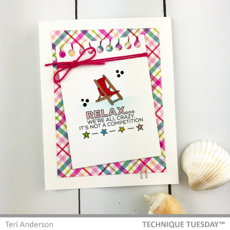 SSS-Relax-Beach-Chair-Handmade-Card-Teri-A-Technique-Tuesday