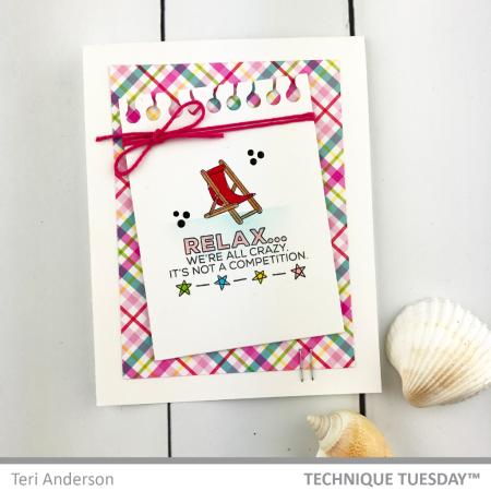 SSS-Relax-Beach-Chair-Handmade-Card-Teri-A-Technique-Tuesday