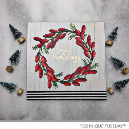 Barberry-Wreath-Card-Jenn-B-Technique-Tuesday