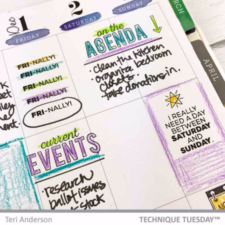 On-The-Agenda-Planner-Page-Close-Teri-A-Technique-Tuesday