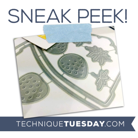 Sneak peeks at Technique Tuesday's June release