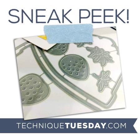 Sneak peeks at Technique Tuesday's June release