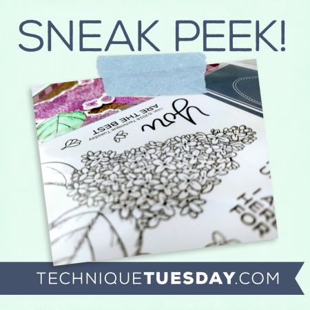 A sneak peek from Technique Tuesday || TechniqueTuesday.com