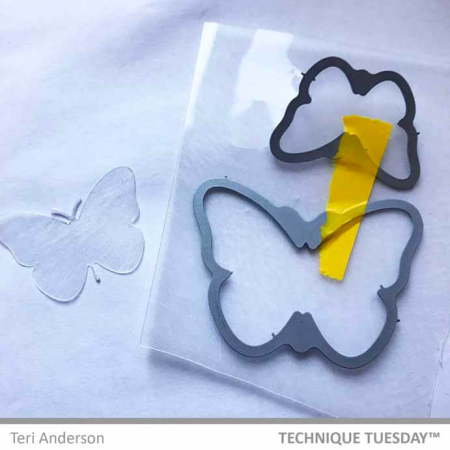 Make Your Own Butterfly Clips Tutorial   TechniqueTuesday.com